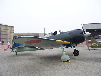 A6M Planes of Fame Chino