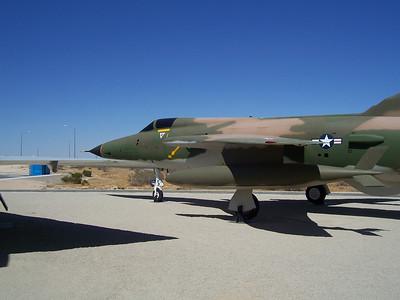 F-105 Edwards AFB