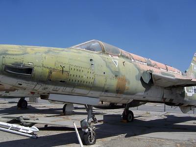 F-105's Yanks Air Muesum