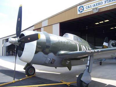 P-47D Planes of Fame