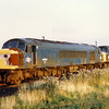 45006 in the Toton Scrapline on 30th August 1987