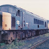 45002 in the Toton scrapline on 13th July 1986