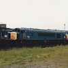 45009 stored at March on 2nd June 1988