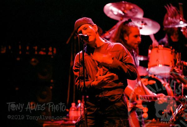 Pearl Jam · May 15, 1992
