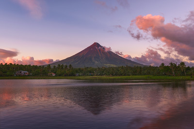 The Red Mayon