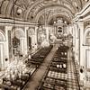 Inside San Agustin