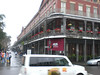 French Quarter is okay