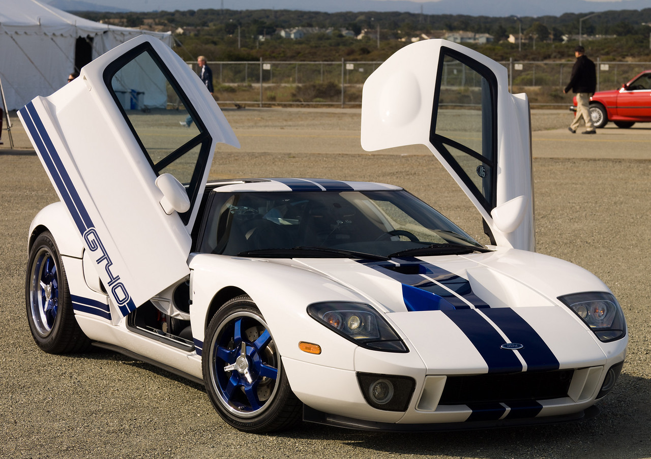 Shelby Automotive brought back the GT40!