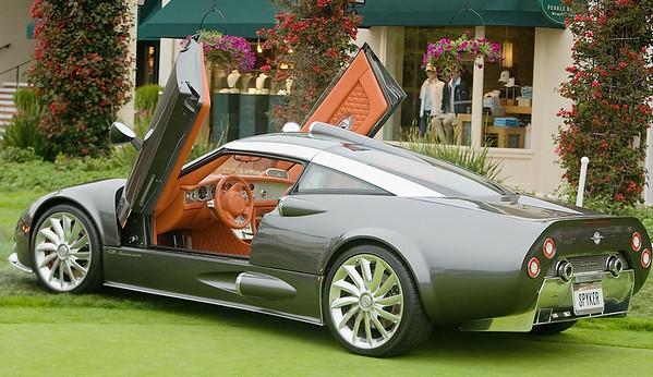 Spyker concept car