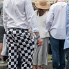 We have checkered flags, why not checkered pants?