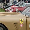 A Ferrari amongst GT40s.