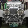 "1938 Jaguar SS 100. ""SS"" originally came from ""Sparrow Sidecars""."