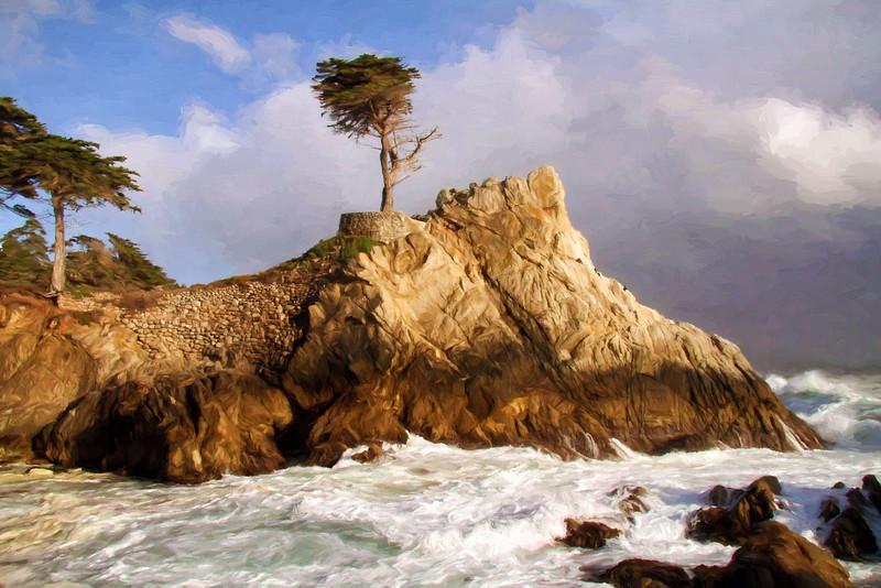 Lone Cypress Spring