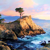 Lone Cypress Vista