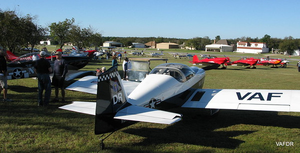 Pecan Plantation Fly-in 2016