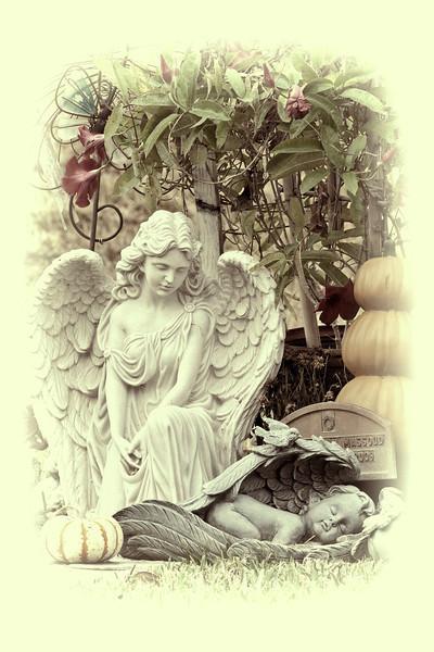 """Pathetique"" - Glenwood Cemetery, Houston, TX"