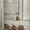 """Next Spring"" - Mausoleum Door Sill - Glenwood Cemetery, Houston, TX"
