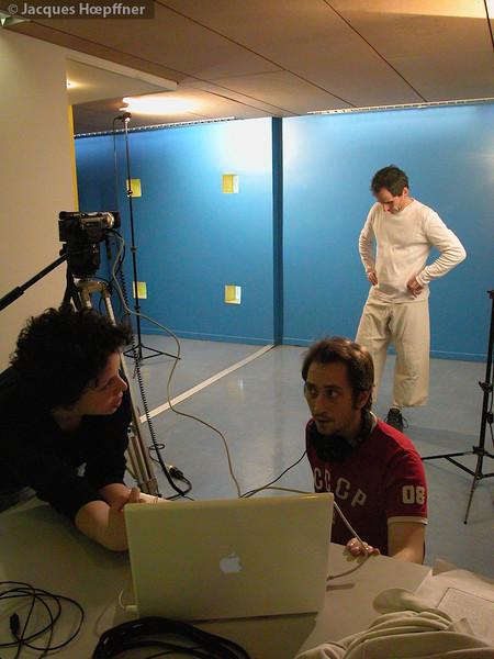 atelier Isadora ParisX-2007