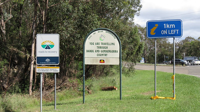 You are travelling through Darug and Gundungurra country