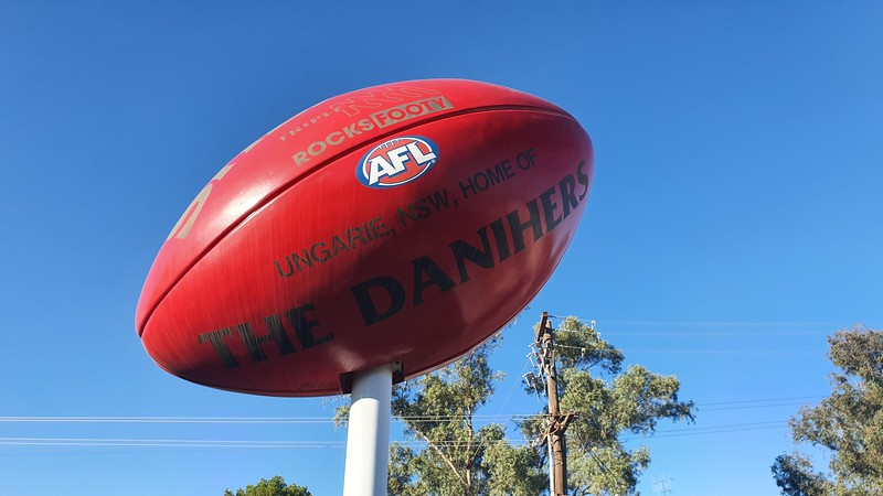 The Big Sherrin.