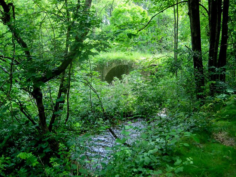 Brown Creek bridge