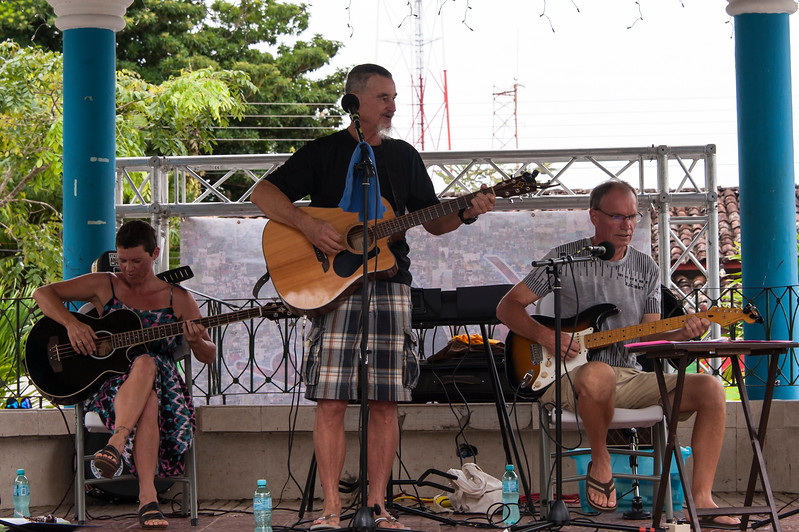 Live music at the square