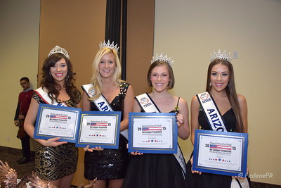 Community Service Queens, Ms. Arizona United States Pageants