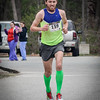 Pat Fullerton comes in first place for the Pediatric Care 5k. SUN/Caley McGuane