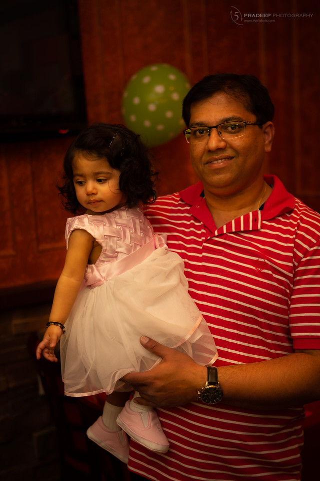 Peehu First Birthday - Exclusive shots