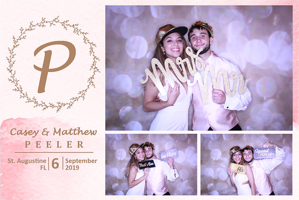 Peeler Wedding