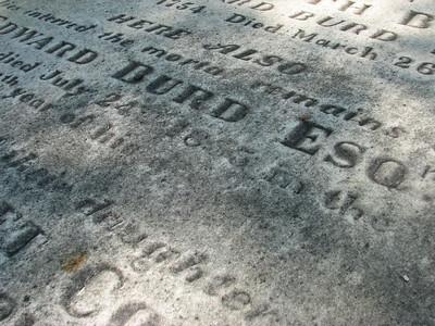Edward Burd Grave
