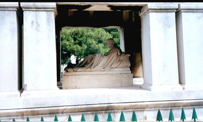 Francis, Lord Rawdon Grave *