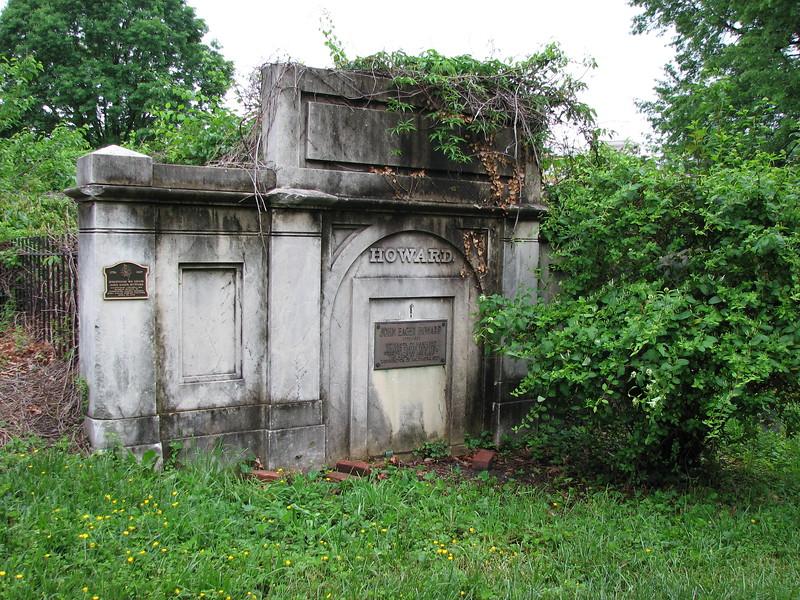 The Howard family tomb