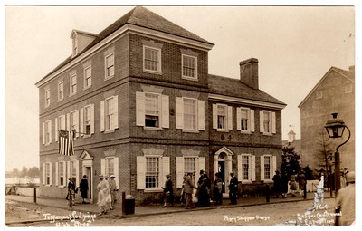 Peggy Shippen House Reproduction