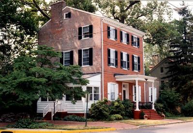 Shippens' Burlington City House