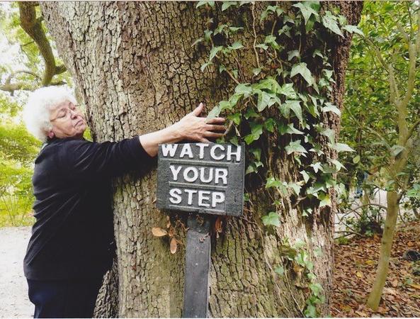 mom tree hugger Charleston