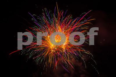 Pegram 4th Fireworks & Entertainment 2016