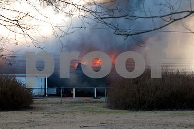 Pegram Fire Feb 1 2014
