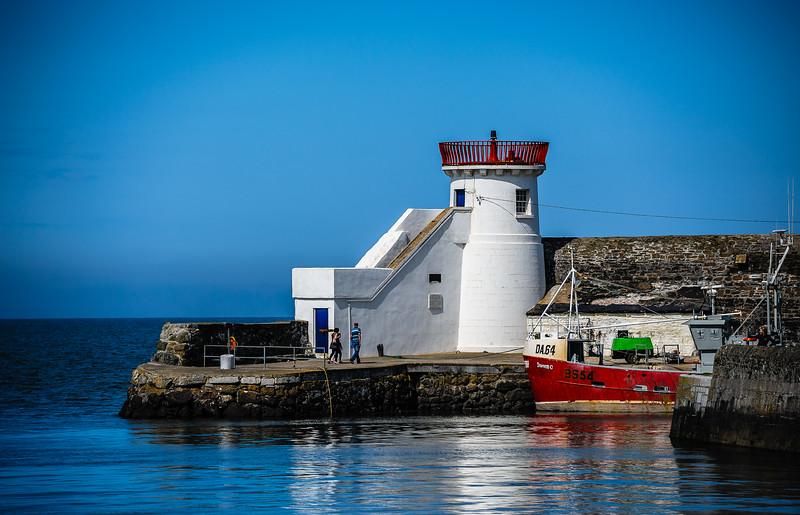 Irish Lighthouse