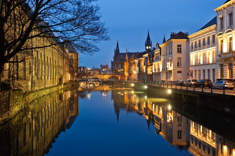 Gent, Belgia