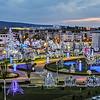 Mioveni City Centre Christmas Lights