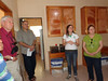 "Participants received a tour of Amextra's microfinance office in Palenque town. Amextra's approach to helping poor residents of Chiapas emphasizes savings, <a href=""http://en.wikipedia.org/wiki/Microcredit"">microcredit</a>, and training."