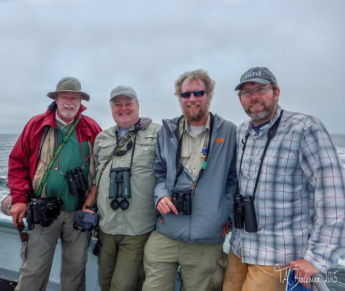 Doug Hanna, Steve Howell, Brian Sullivan