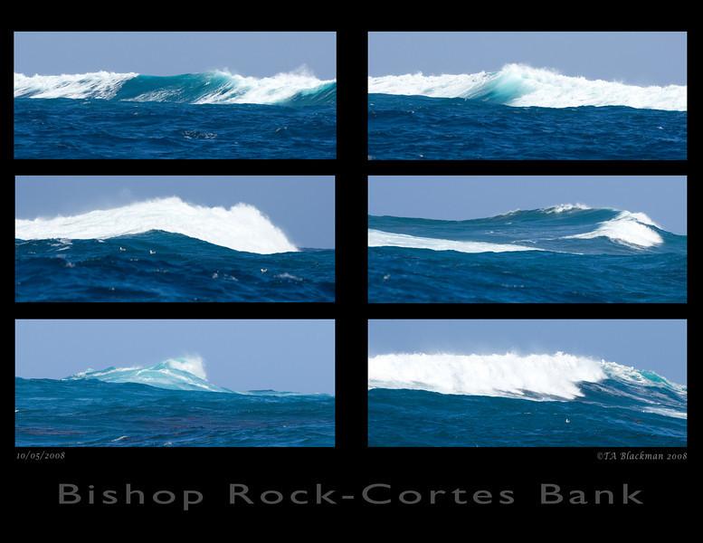Bishop Rock Poster
