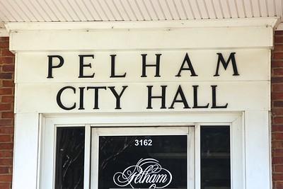 Pelham City Hall Flag Replacement 3/15/2018