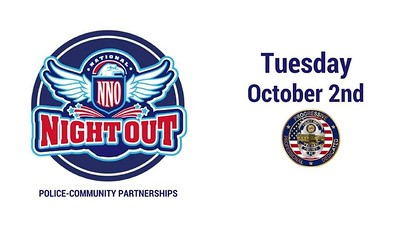 Pelham Police National Night Out 10/2/2018