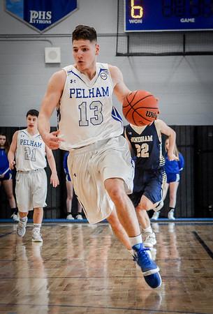 Pelham vs. Windham BBall
