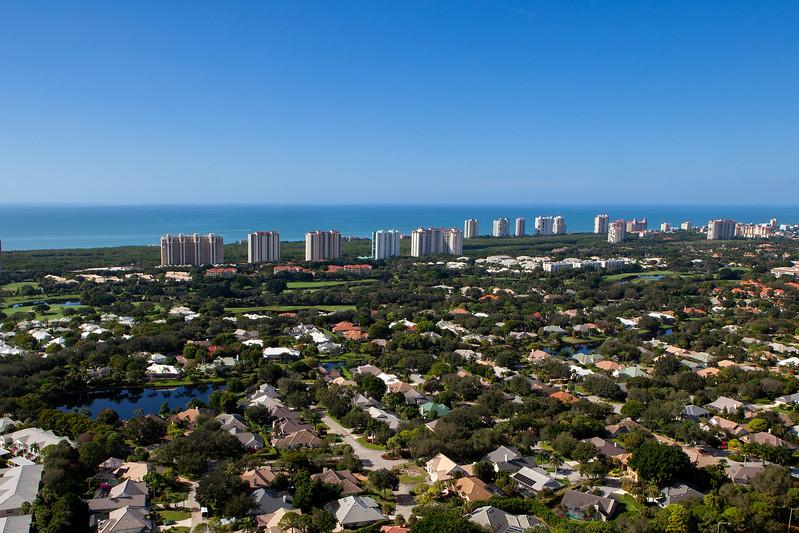 Pelican Bay - Oakmont Aerial 2