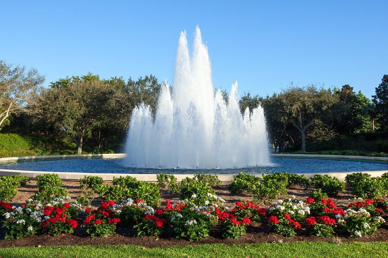 Pelican Marsh Fountain