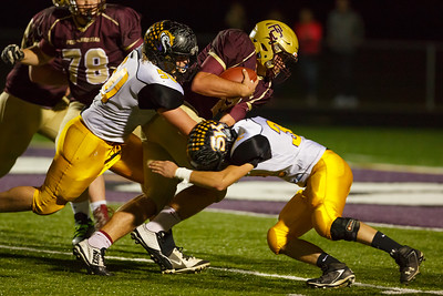 Pella Christian vs Sigourney-Keota HS Football 10282016